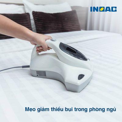 Giải pháp giảm thiểu bụi trong phòng ngủ