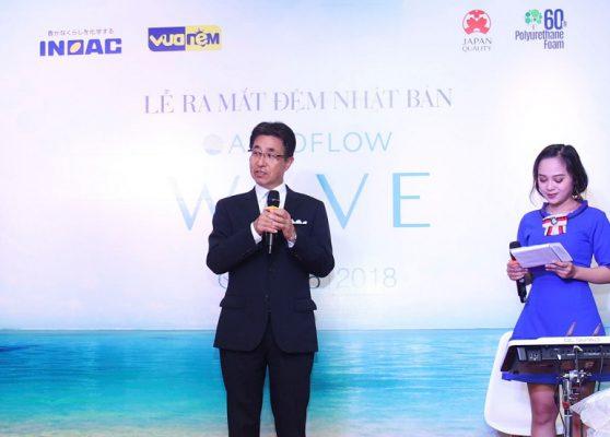 INOAC Nhật Bản tại Việt Nam ra mắt dòng đệm mới Aeroflow Wave